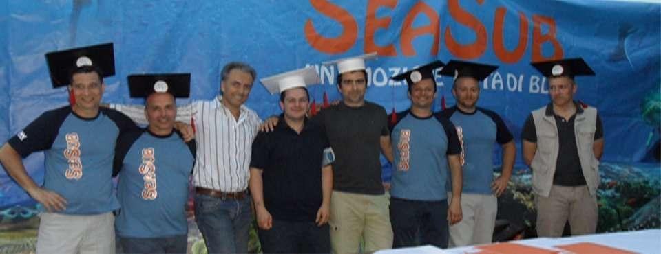 inaugurazione sede brescia Seasub