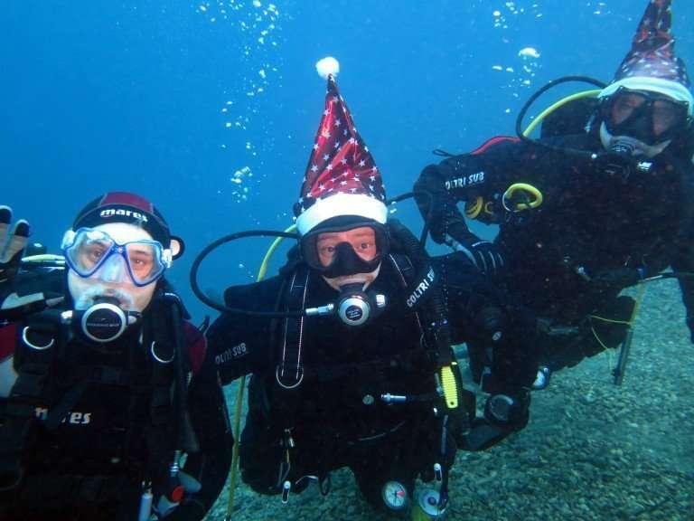 Immersione di Natale 2015