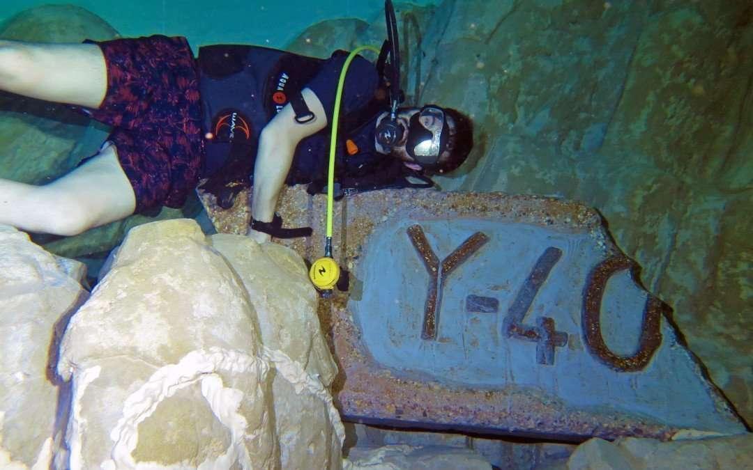 Y-40 immersione: 1 febbraio 2020