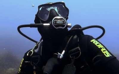 Immersione singola AMP Portofino – 31 agosto 2019