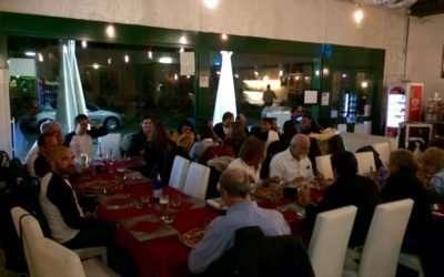 Cena di Natale – 15 dicembre 2017