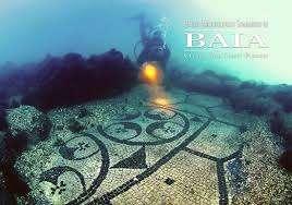 Immersione archeologica Villa Romana: Baia (Napoli)- 14-15 ottobre 2017