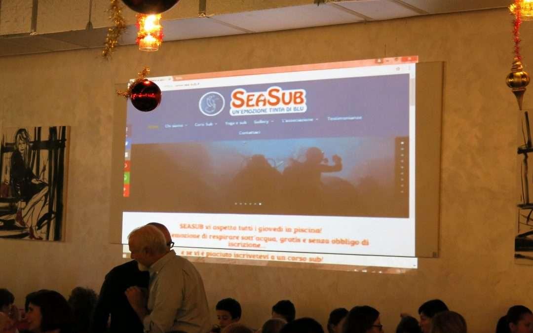 Giro Pizza e Consegna Brevetti Subacquei 2018