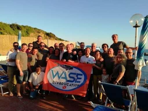 Esami Istruttori e AOWD Antignano 2018