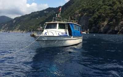Fullday – doppia immersione a AMP Portofino –  13 luglio 2019