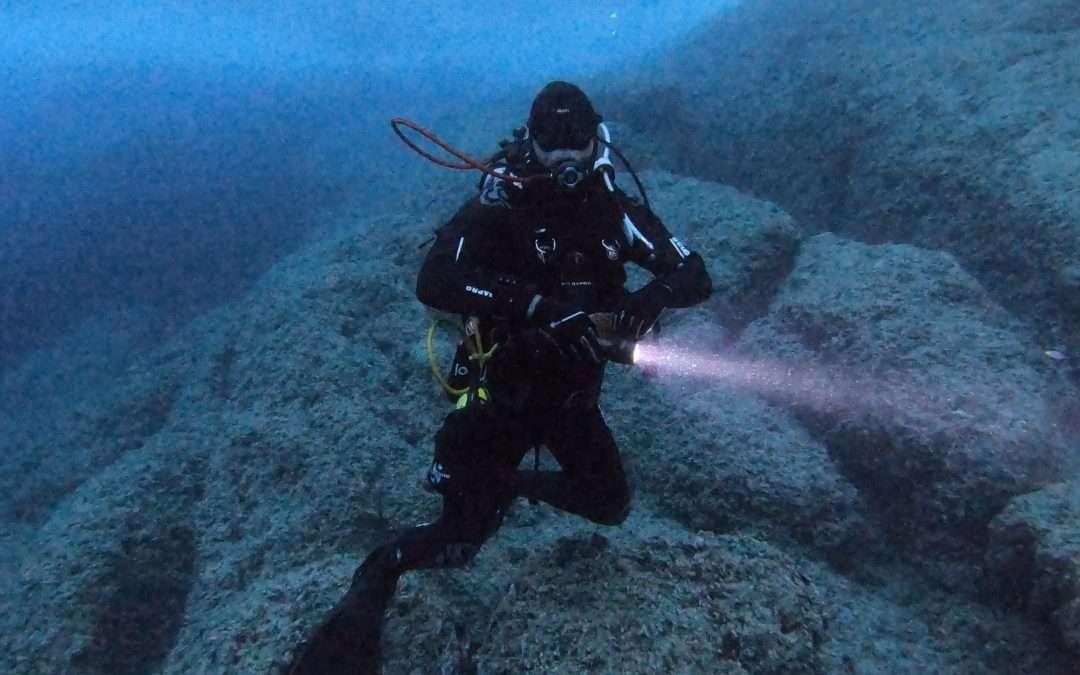 Doppia immersione da Bogliasco –  28 settembre 2019